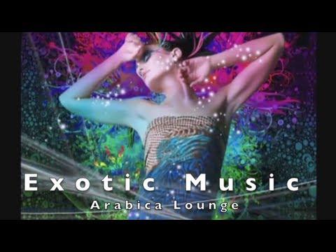 Marcomé - Arabica Remixed - Vocal lounge music