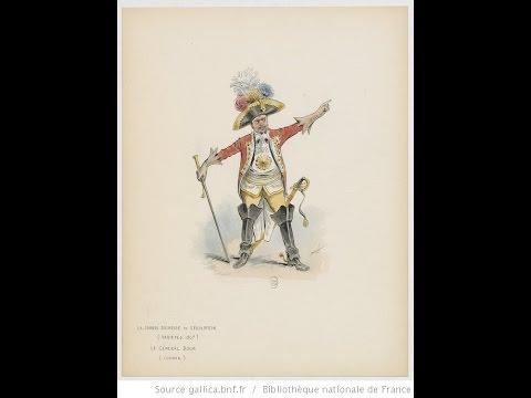 Offenbach – LA GRANDE DUCHESSE DE GÉROLSTEIN – 'A cheval sur la discipline' (François Le Roux)