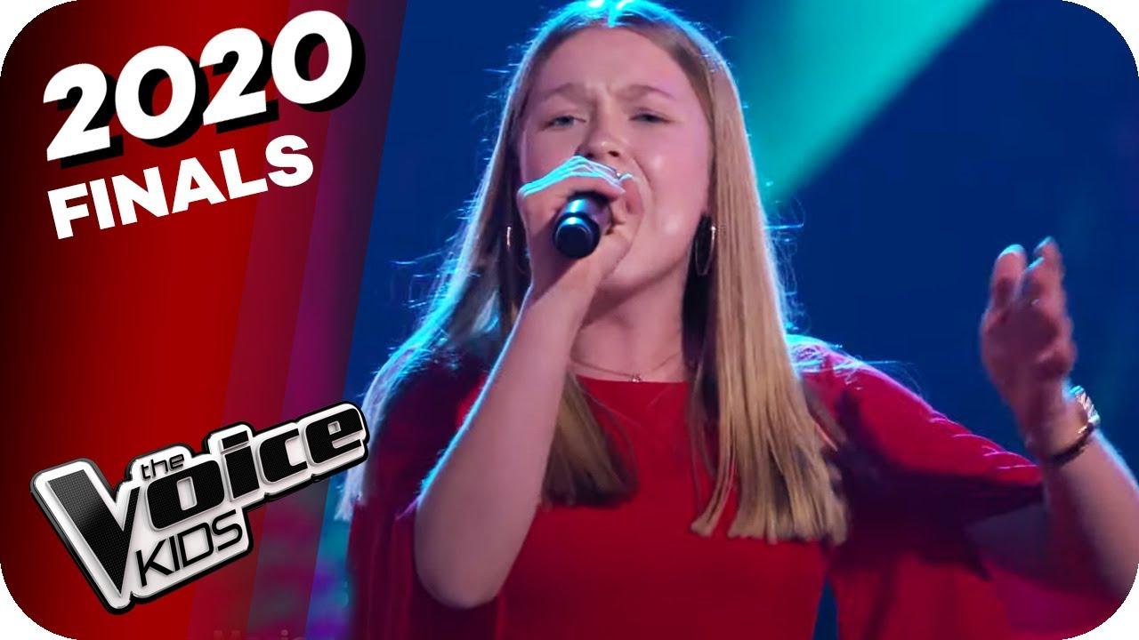 Lisa Marie Ist Die Gewinnerin 2020 The Voice Kids 2020 Finale Youtube