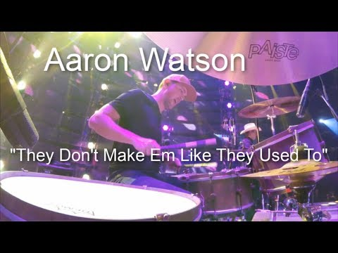 """aaron-watson---""""they-don't-make-em-like-they-used-to-(live)"""""""