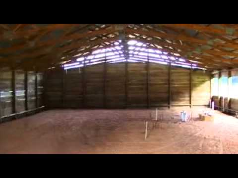 Commercial Chicken House chicken house converted into a house - youtube