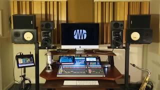 Inexpensive Desk Mod For Presonus StudioLive Series 3