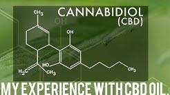 My experience with high CBD OIL | Tumour treatment | BC Canada.