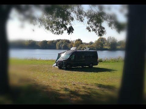 Primeros días en nuestro Autocaravan / Erste Tage in unserem Wohnmobil