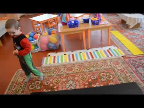 Профилактика осанки в детском саду