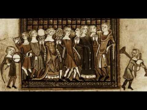 Medieval Music - Saltarello Trotto [II]