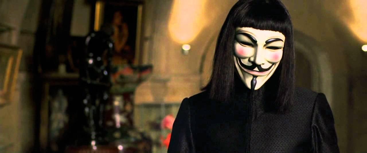 """Billedresultat for V for Vendetta"""" (2006)"""