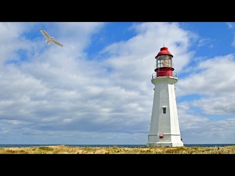 Safety at Sea and Lighthouses - Professor Frank James