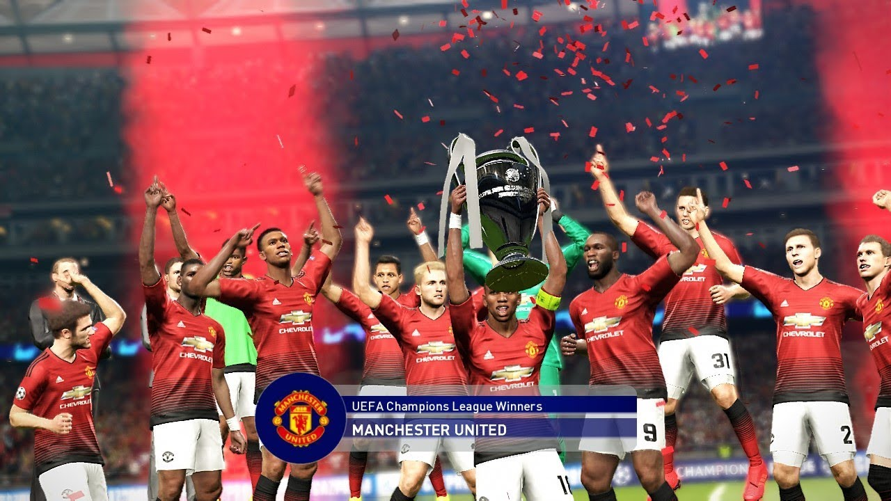 Uefa Champions League Final 2019 Manchester United Vs Psg Youtube