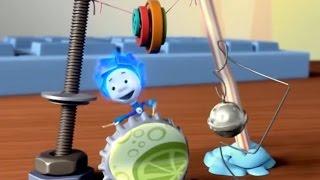 Download Песенки для детей - Барабан - Фиксипелки из мультфильма Фиксики Mp3 and Videos