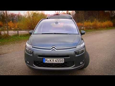Test: Citroën Grand C4 Picasso