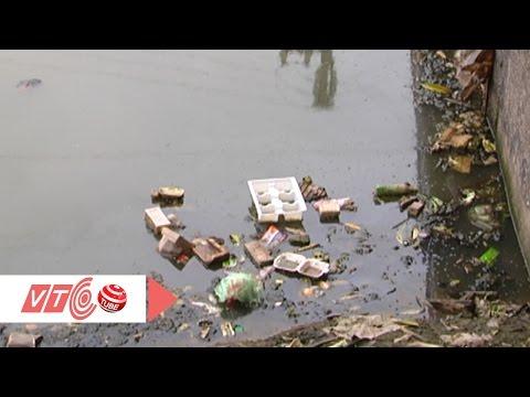 Sông Bắc Hưng Hải kêu cứu vì ô nhiễm | VTC