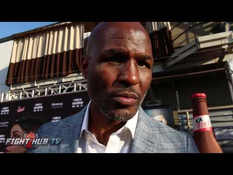 Bernard Hopkins 'Does McGregor Know How To Put Boxing Gloves On'