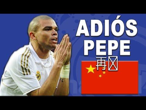 REAL MADRID // NOTICIAS -- PEPE NO RENUEVA!!!