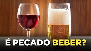 Dedos beber álcool formigando