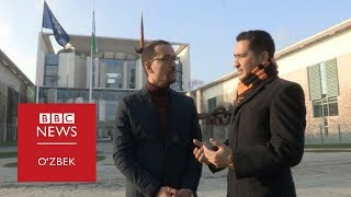Мирзиёев ва Меркель нима ҳақда гаплашишди? - BBC Uzbek