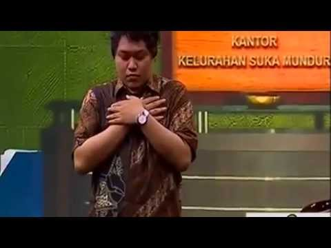 Jui Purwoto Stand Up Comedy Indonesia 20 Januari 2015
