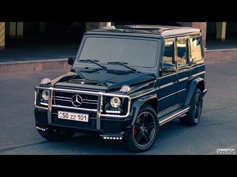 Mercedes-Benz G63 AMG | Armenian Cars
