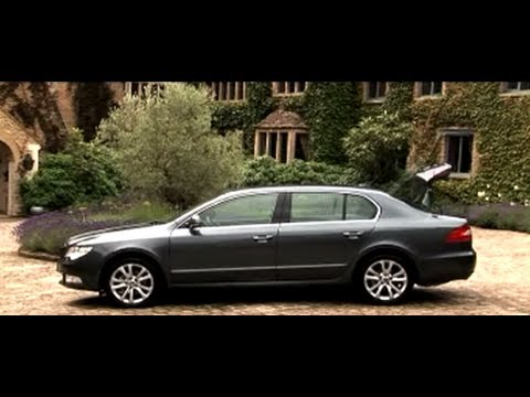 Skoda Superb Design And Features Youtube