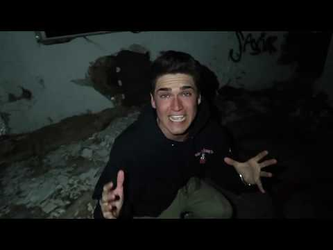 OUIJA BOARD AT HAUNTED SLAUGHTER HOUSE (ZOZO ATTACKED)