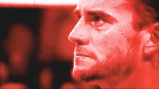WWE Cm Punk Theme Song And New+Effect ARENA Titantron 2012 Cult Of Personality full!
