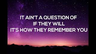 Rascal Flatts - How They Remember You (Lyric Video)- New Country Songs 2020