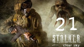 S.T.A.L.K.E.R. Clear Sky:  #21 | Master Difficulty | Blind Let