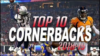Top 10 Cornerbacks in the NFL 2018-19