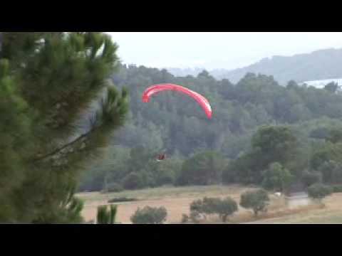 Incredible Solar Electric Flight - Barcelona Aerial Display