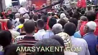 Başbakan Erdoğan'ın Amasya Mitingi -1- (09.06.2007)