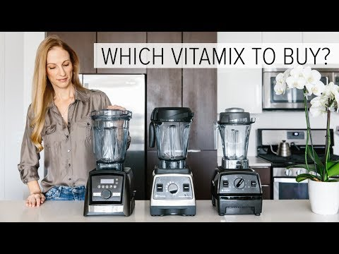 WHICH VITAMIX TO BUY | vitamix comparison + accessories