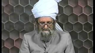 Urdu Dars Malfoozat #177, So Said Hazrat Mirza Ghulam Ahmad Qadiani(as), Islam Ahmadiyya