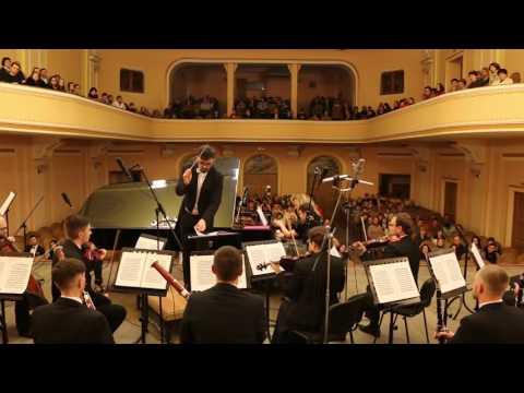 Franz Xaver Wolfgang Mozart - Piano Concerto No.2 in E-flat major, Op.25