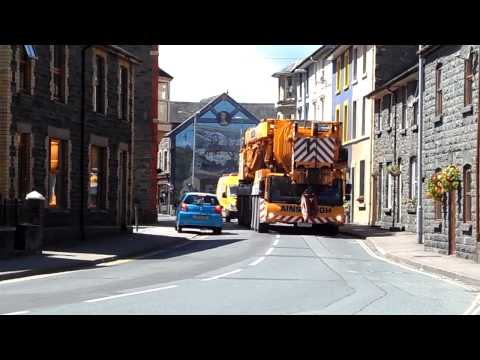 AINSCOUGH BIG BOY ON THE ROAD