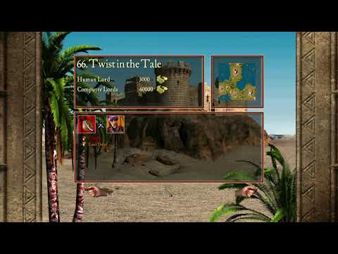 Stronghold Crusader HD - Mission 66 - Twist in The Tale |