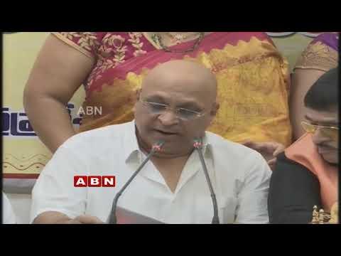 Andhra Pradesh Government Announces 2016 TV Nandi Awards | ABN Telugu