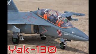 Ready2fly Yak130 / радиоуправляемый самолет  Як-130  (Хороль)