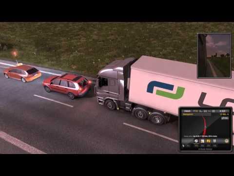 Pelataan: Euro Truck Simulator 2 Osa: 66 Venezia - Tripoli