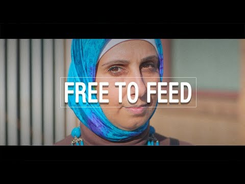 Free to Feed: Asylum seekers cooking in people's homes - The Feed