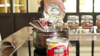 Lighter Umm Ali Recipe Video By Nestle Desserts Arabia