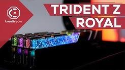 Der GEILSTE RGB RAM EVER ?! | G.Skill TridentZ Royal im Test! Was kann der neue RGB RAM