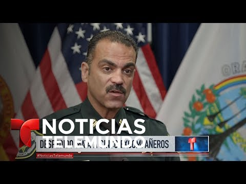 Cinco muertos tras tiroteo en Orlando, Florida   Noticiero   Noticias Telemundo