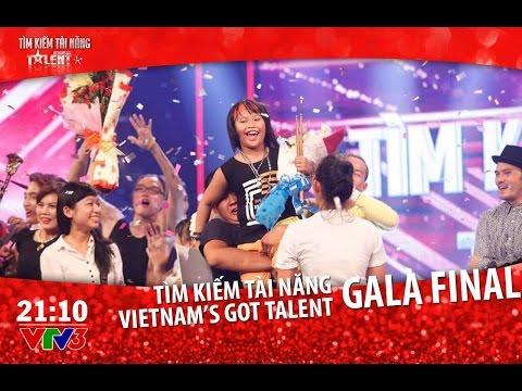 [FULL HD] – Vietnam's Got Talent 2016 – GALA FINAL – TẬP 18 (13/05/2016)