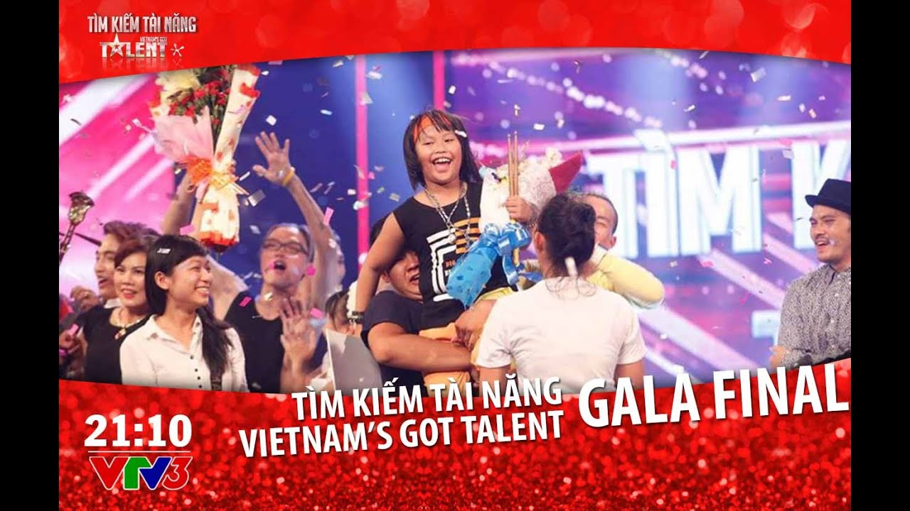 chung kết Vietnam's Got Talent 2016 - Image 1