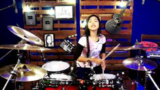 Gambar cover DJ MAIMUNAH   TIK TOK VIRAL   Drum Cover By Nur Am
