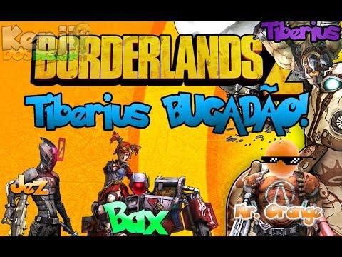 Tiberius Bugadão feat. Bax, Tiberius e Mr. Orange - Borderlands #3
