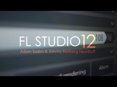 FL Studio 12   NewStuff Demo Song by Adam Szabo & Johnny Norberg