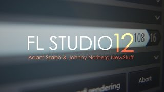 FL Studio 12 | NewStuff Demo Song by Adam Szabo & Johnny Norberg