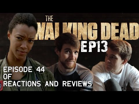 "The Walking Dead: Reactions and Reviews EP44 | S05E13 - ""Forget"""