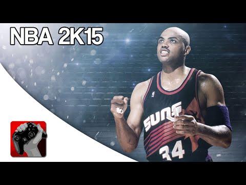 NBA 2K15: How to Create Charles Barkley